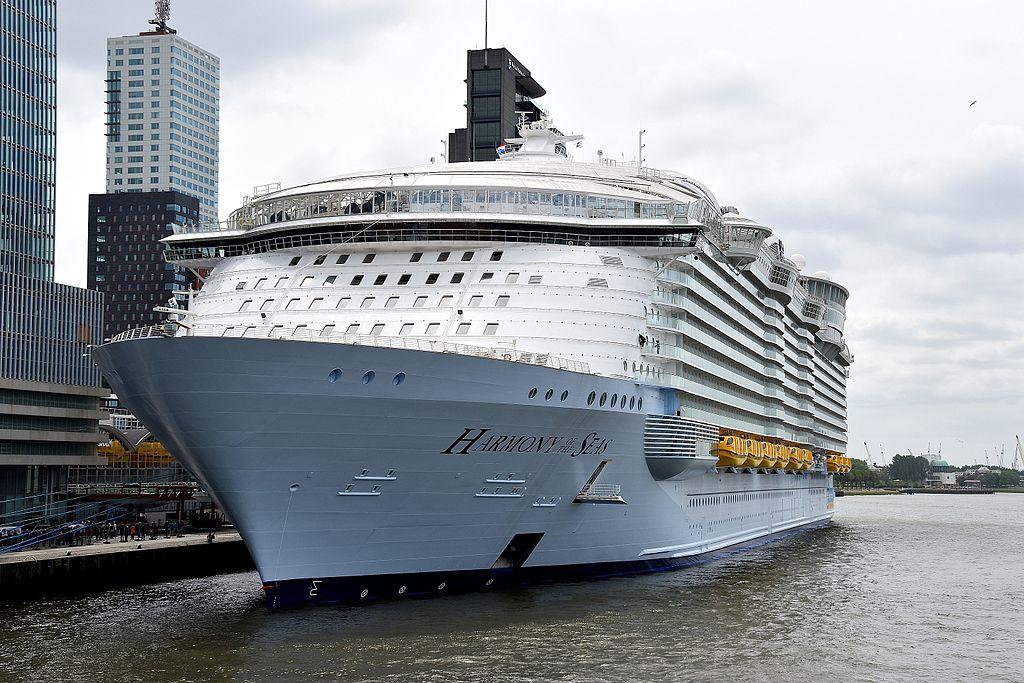 1. Harmony of the Seas - Royal Caribbean