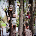 1. Isla de las Muñecas - the Island of the Hanged Dolls, Mexico
