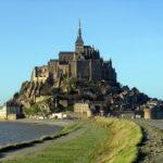 1. Mont Saint-Michel Castle, France