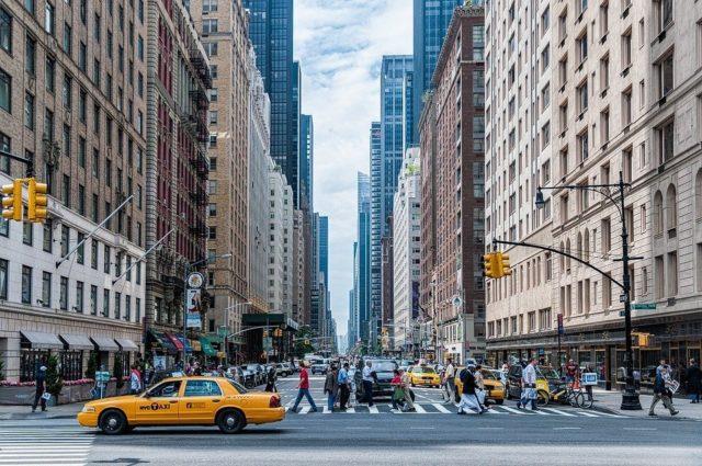 1. New York, 105 billionaires