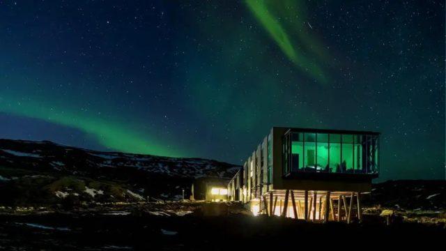 1. Northern Lights Bar, Nesjavellir, Iceland