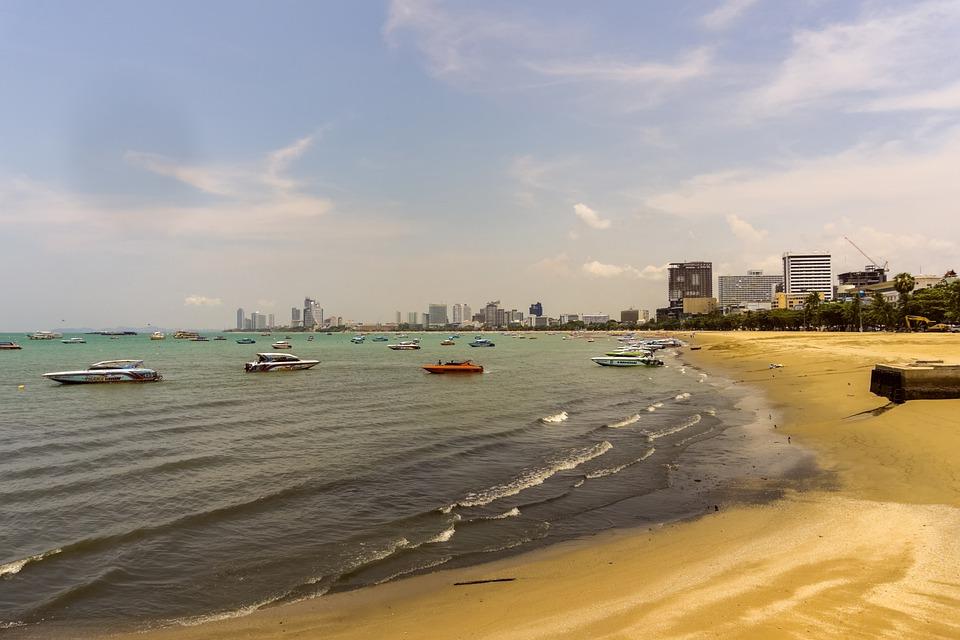 1. Pattaya, Thailand