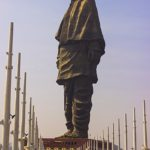 1. Statue of Unity, India - 182 meters