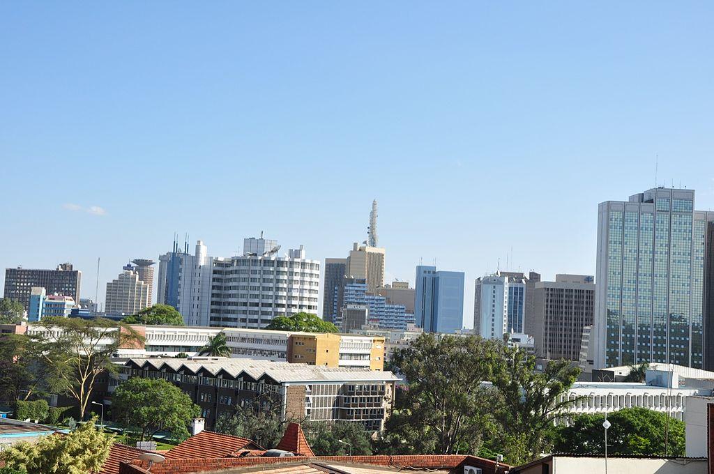 10 - Nairobi (Kenya), 1.795 m.s.l.m