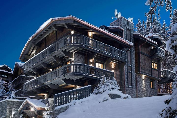 10. Chalet Edelweiss, Courchevel, Francia