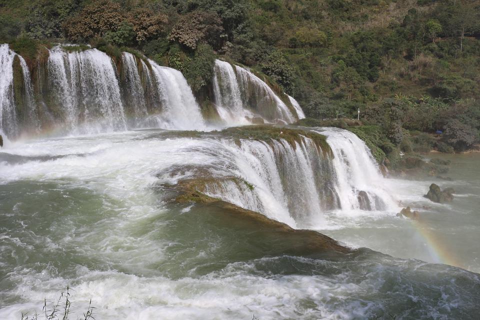 10. Detian Falls, China / Vietnam