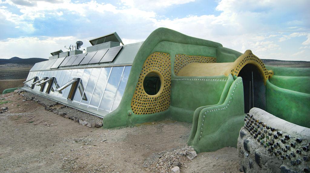 10. Earthship Biotecture - Taos, USA