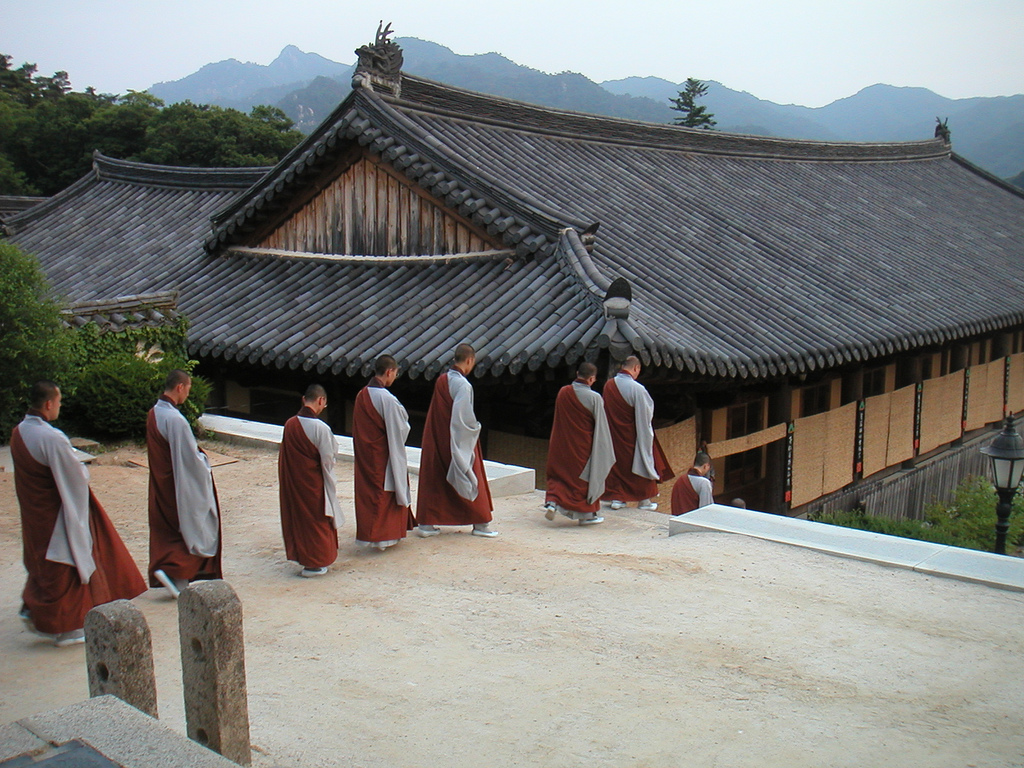 10. Haeinsa, South Korea