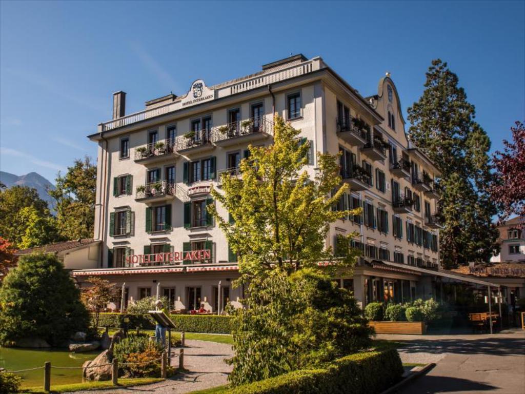 10. Hotel Interlaken