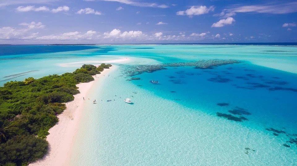 10. Maldives, Indian Ocean
