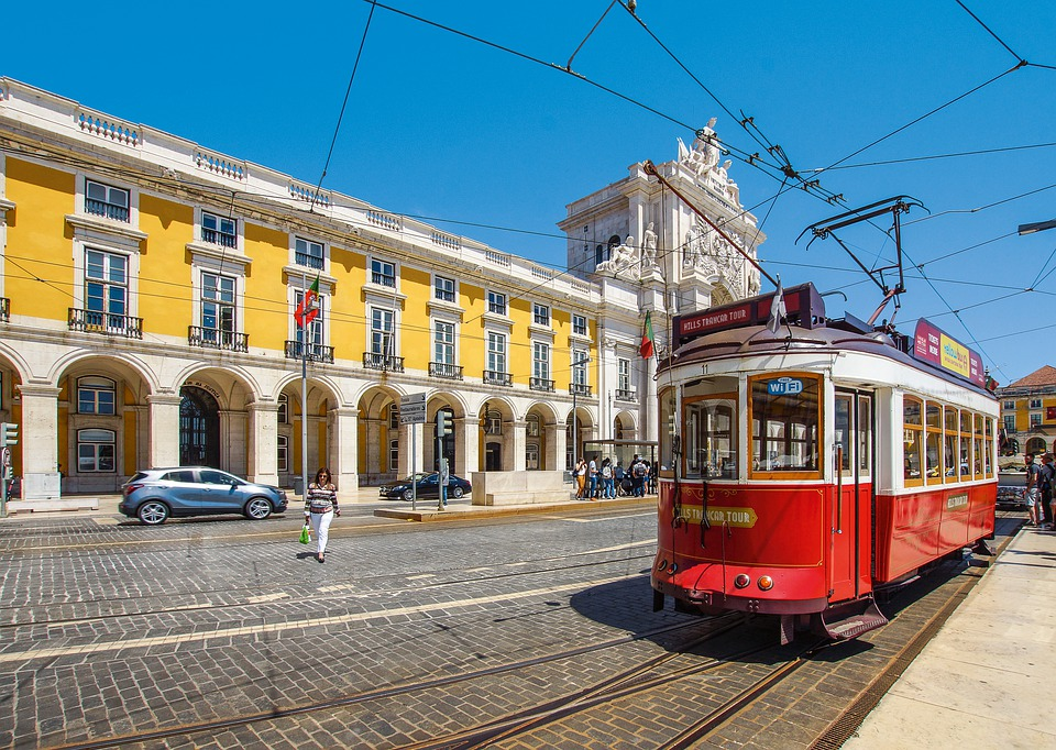 10. Portugal - 21.2 million per year