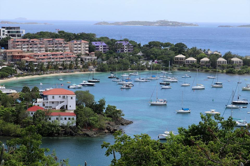 10. St. John, Virgin Islands, United States