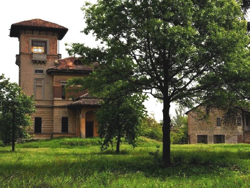 10. Villa Cerri - The Villa of the Cursed Lovers, Lomello (PV)