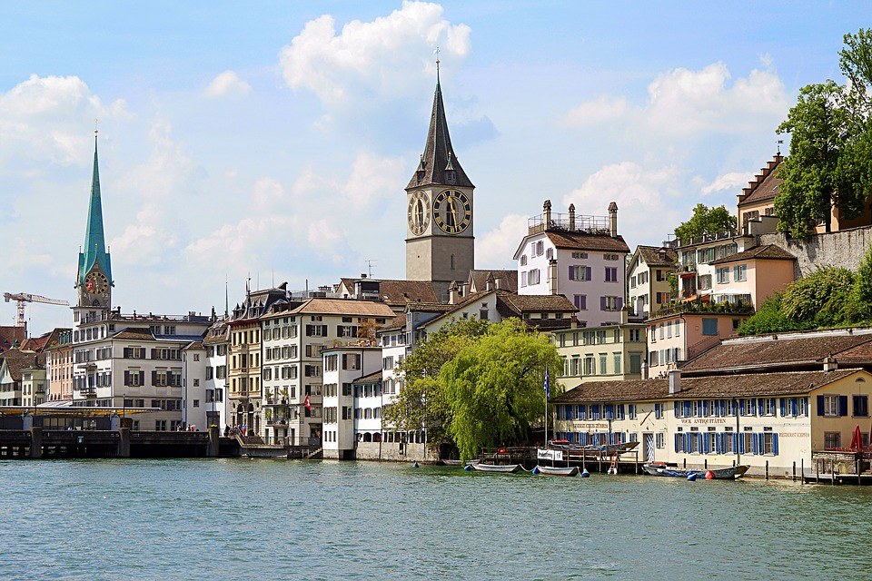 10. Zurich, Switzerland