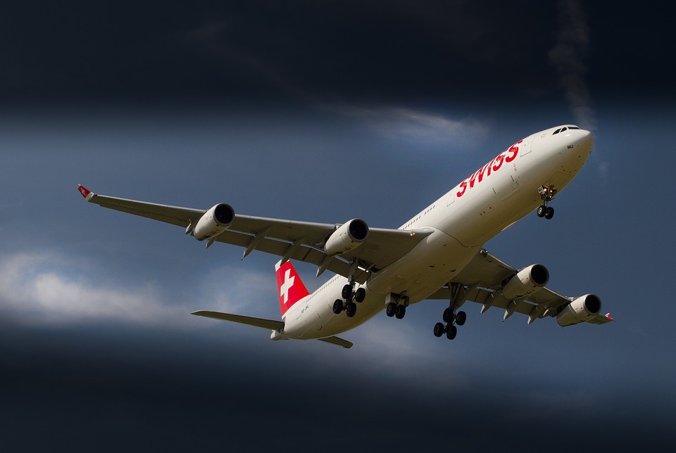 11. Airbus A340-300, 295 seats