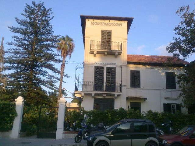 11. Villa Caboto, Mondello (PA)