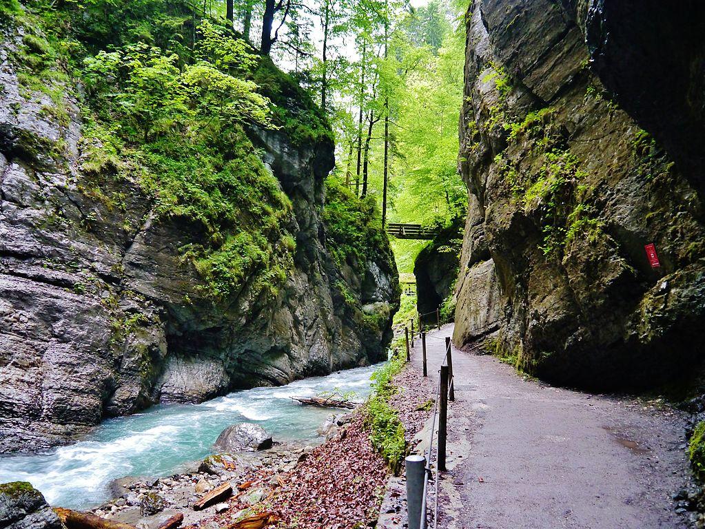 12. Partnach Gorge