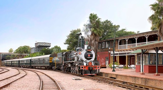 12. Rovos Rail (South Africa)