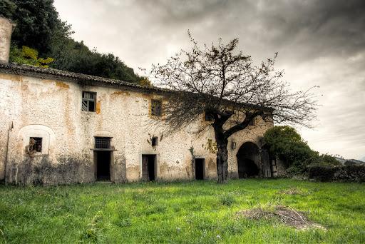 12. The Cursed Monastery of the Devil's Monks, Sicignano degli Alburni (SA)