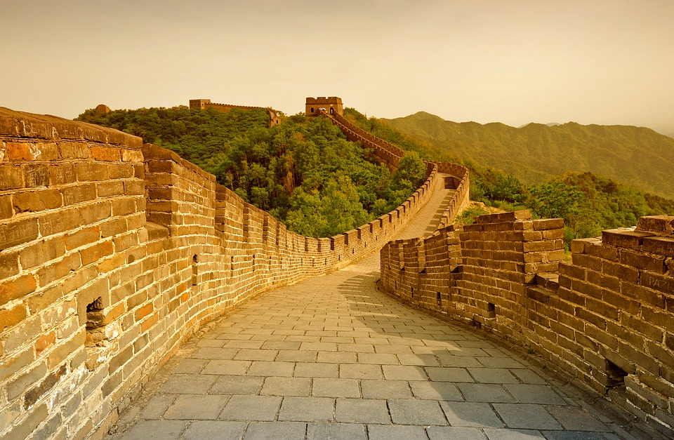 13. Great Wall, China