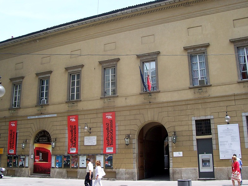 13. Palazzo Carmagnola, Milan