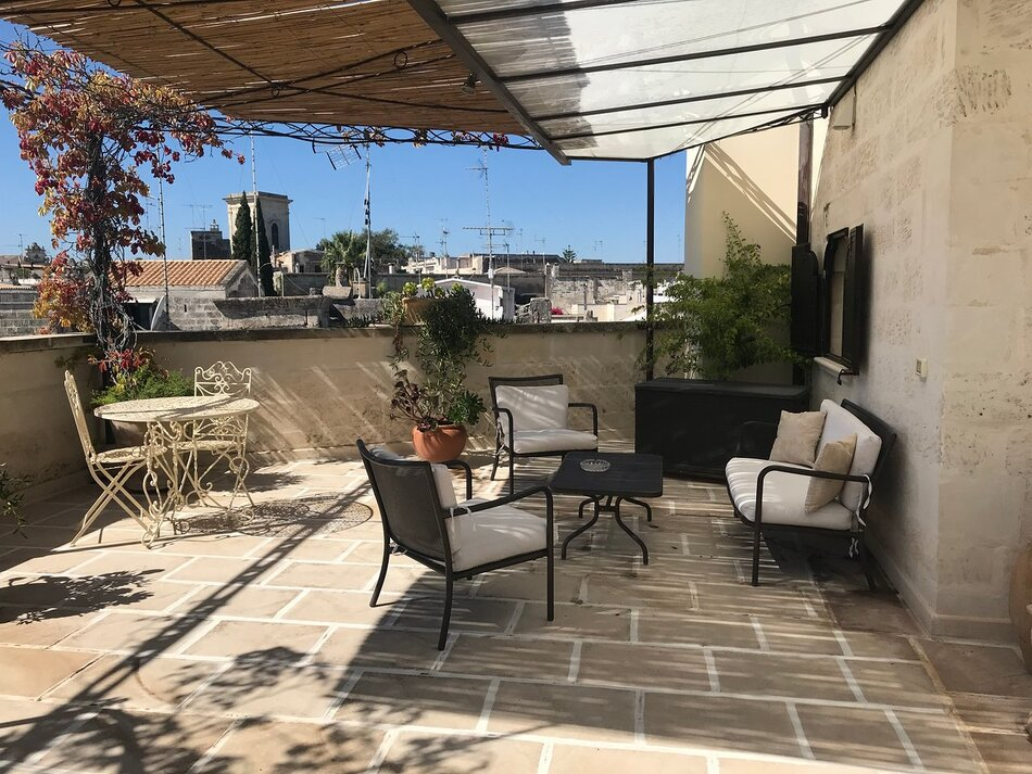 13. Roof Barocco Suite, Puglia