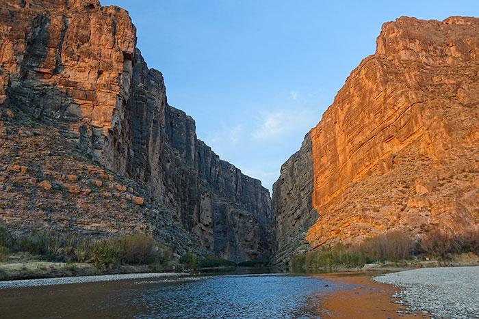 13. Santa Elena Canyon