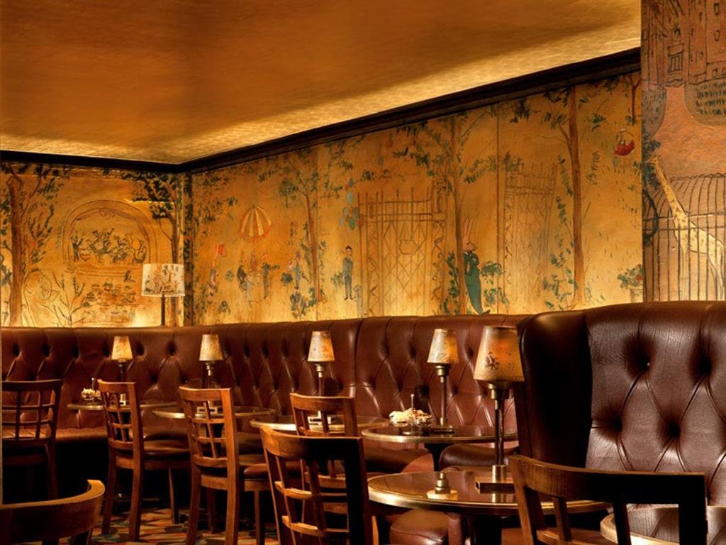 14. Bemelmans Bar, New York, NY, USA