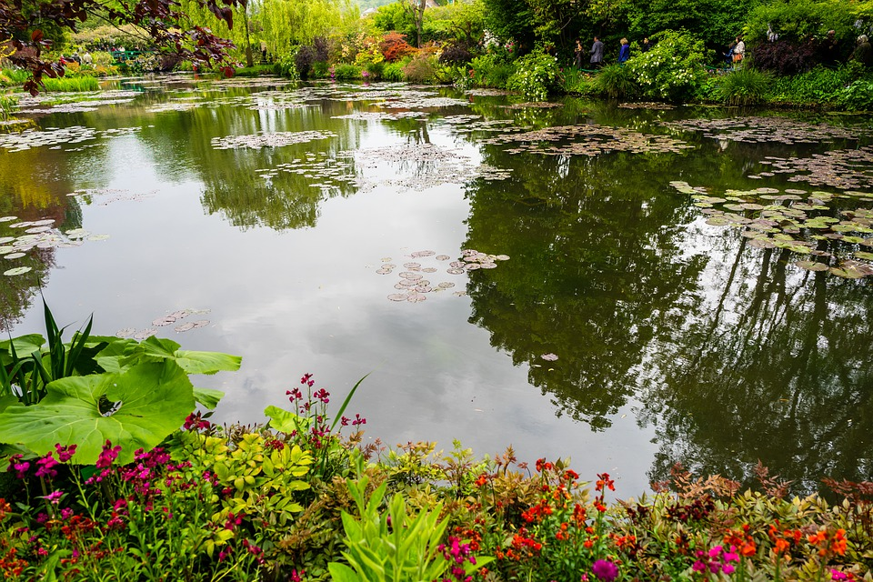 14. Claude Monet Gardens - Giverny, France