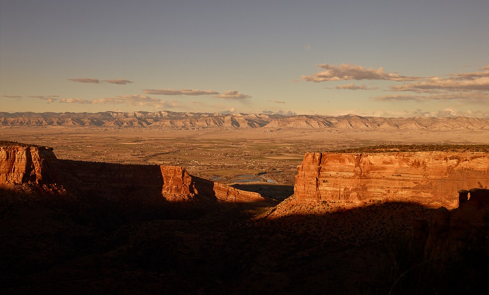 14. Colorado Plateau - 337.000 km²