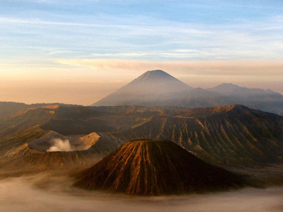 14. Mount Bromo - Java Island, Indonesia