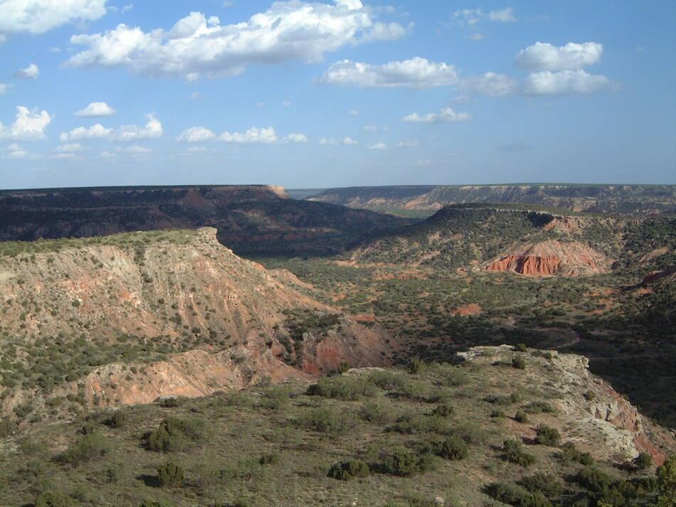 14. Palo Duro Canyon