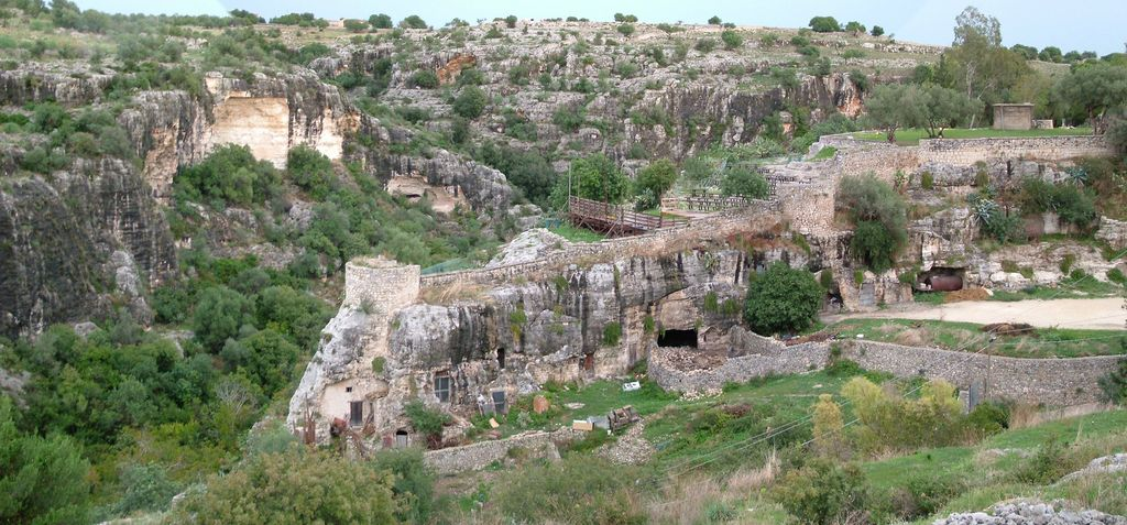 14. Quarry of Ispica