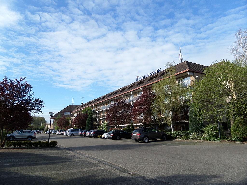 15. Hotel Stein