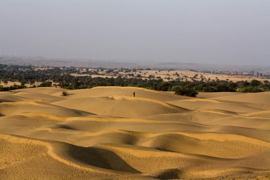 16. Thar Desert - 200.000 km²