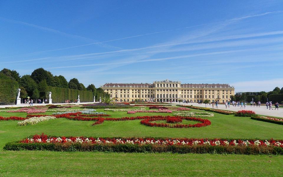 17. Schonbrunn Castle Garden - Vienna, Austria