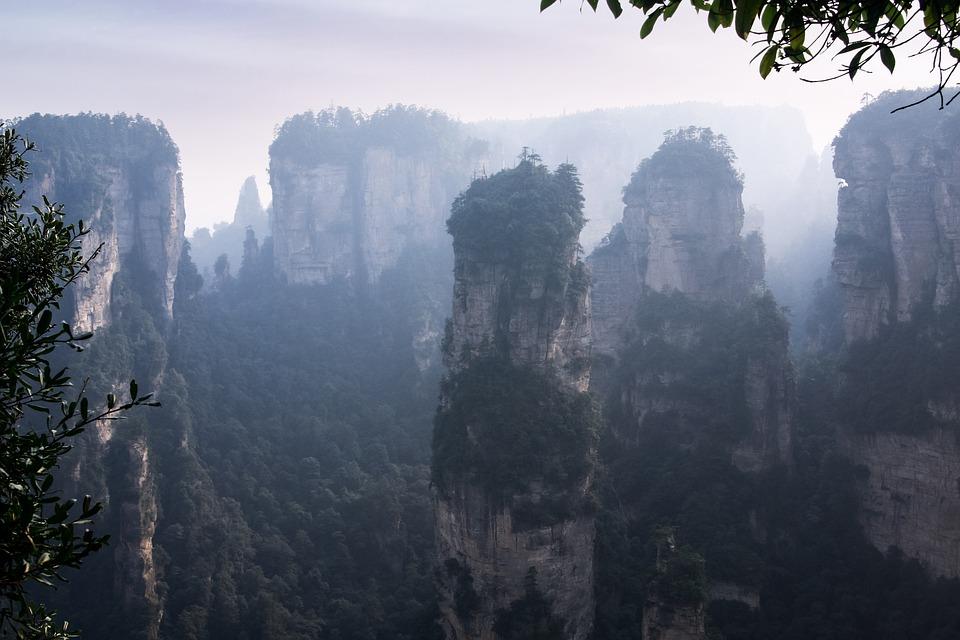 18. Wulingyuan - China