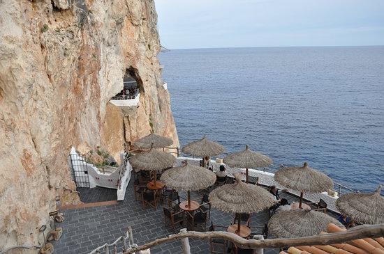 19. Cova d'en Xoroi, Alaior, Island of Menorca, Balearics, Spain