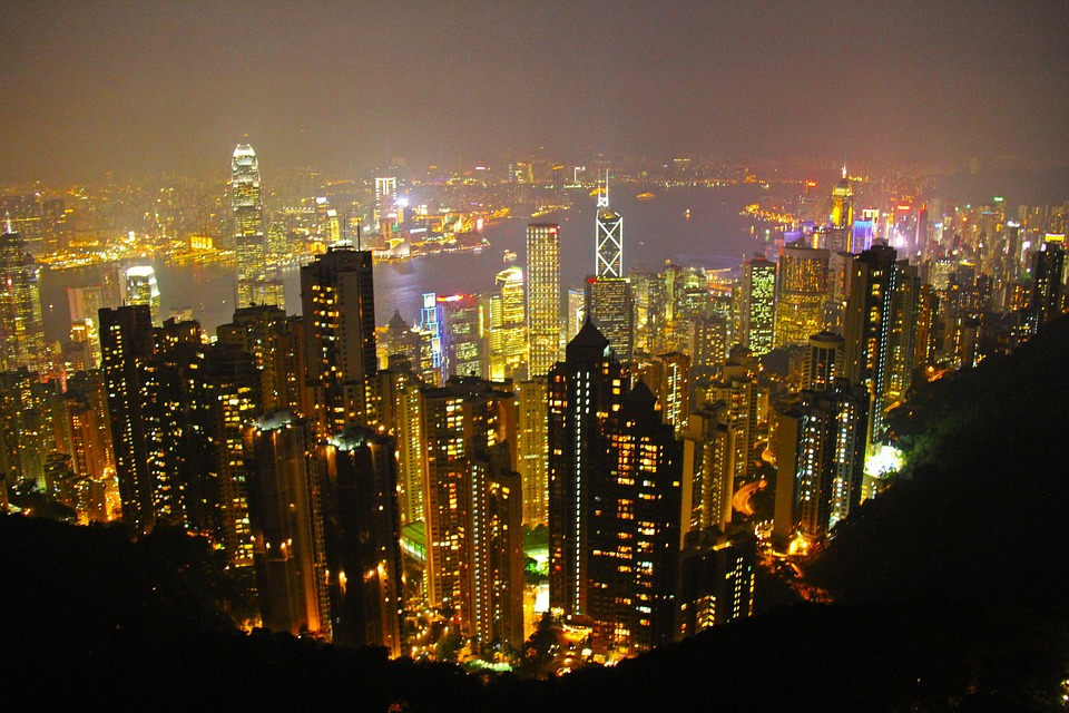 2. Hong Kong, 87 billionaires