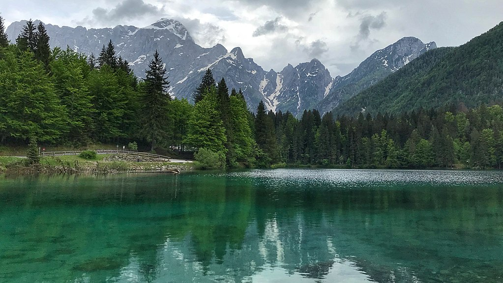 2. Lakes of Fusine, Tarvisio, Italy