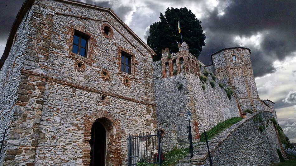 2. Montebello Castle, Poggio Torriana (RN)