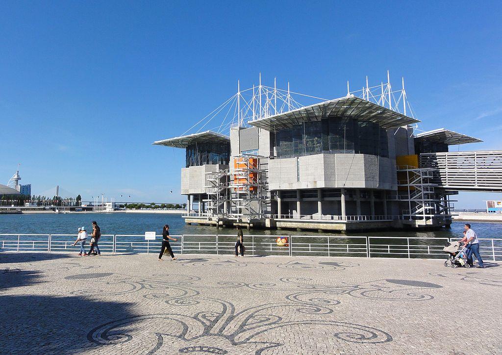 2. Oceanário, Portugal