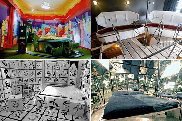 2. Propeller Island City Lodge - Berlin, Germany