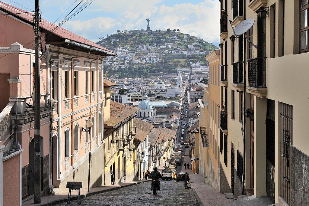2. Quito (Ecuador) - 2.850 masl