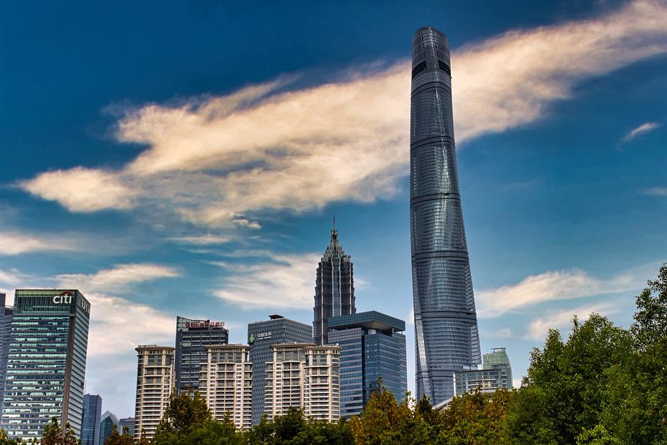 2. Shanghai Tower, Shanghai, China