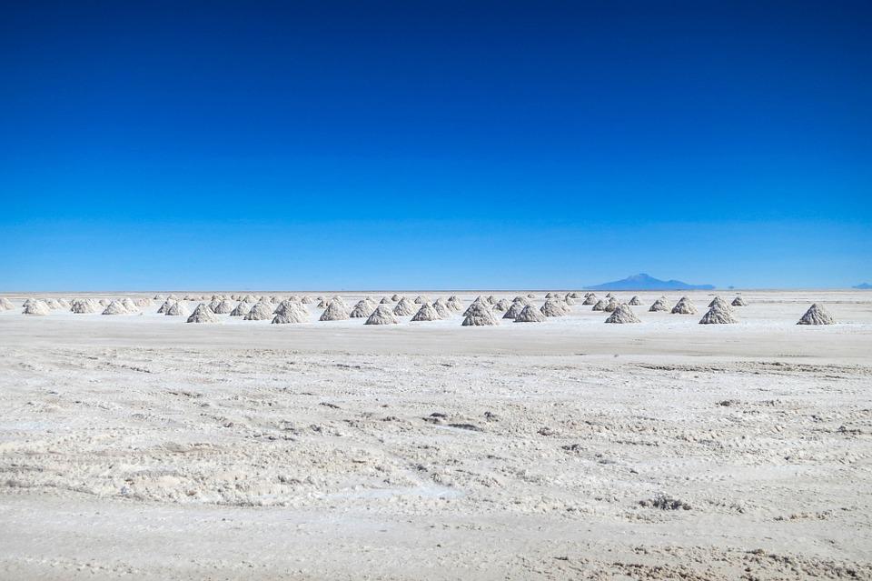 2. Uyuni Salt Flat - Bolivia