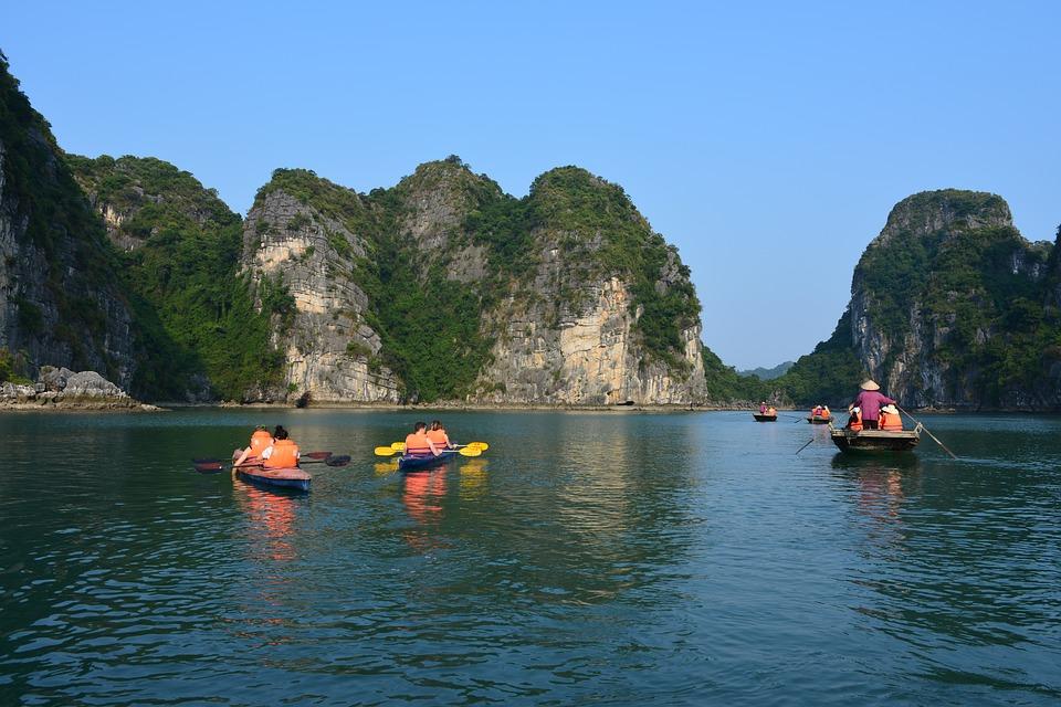 20. Ha Long Bay - Vietnam