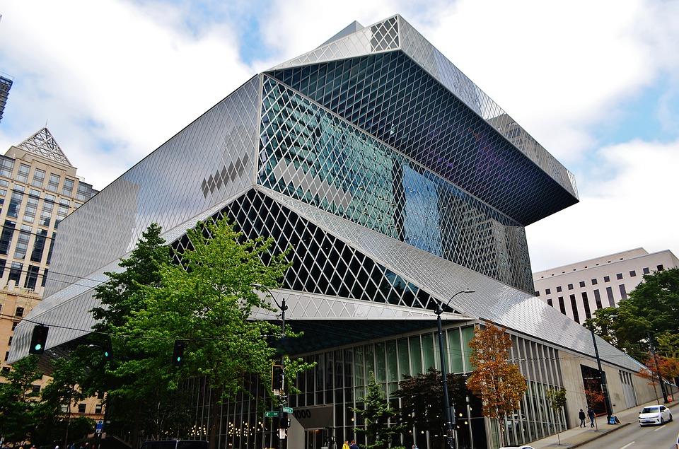 20. Seattle Central Library, Washington (USA)