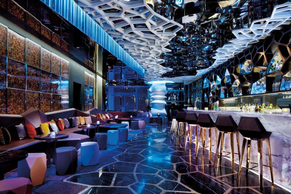 22. Ozone Bar, Hong Kong, China