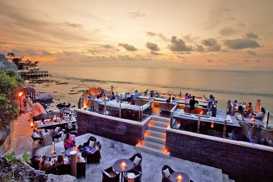 29. Rock Bar, Bali, Indonesia